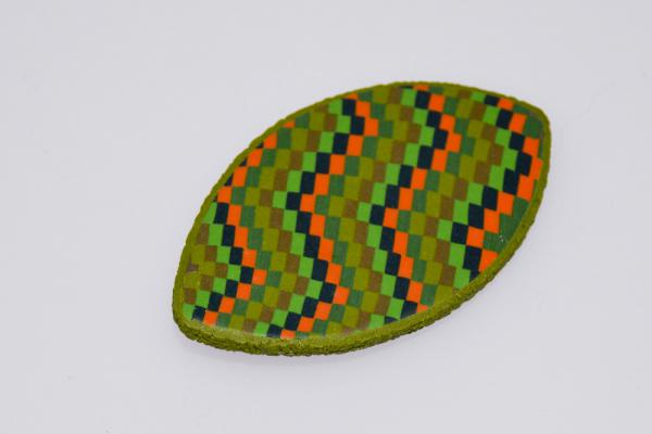 Bargello broche